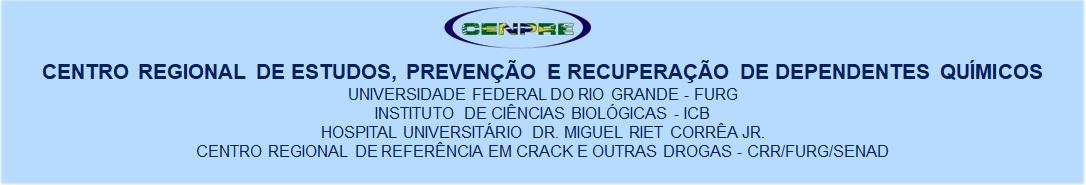 CENPRE - Centro Regional de Estudos, Prevenção e Recuperação de Dependentes Químicos da FURG